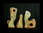 Organic Ceramics Originals - Organic Sculpture by Steven Keel
