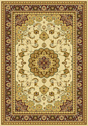 Flooring Prints - Oriental Graphic Art Print by Baker  Alhashki