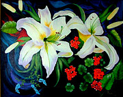 Fram Cama - Oriental Lily