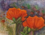 B Rossitto - Oriental Poppies