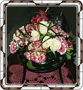 Utah Sculptures - Original Floral Design by Janet Gioffre Harrington by Janet Gioffre Harrington