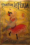 Belle Epoque Originals - Original Vintage French Poster Parfum La Feria by Henri Thiriet