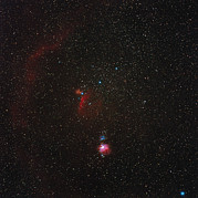Orion Photos - Orion Constellation by Eckhard Slawik