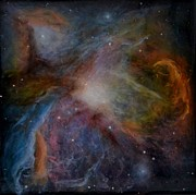 Hubble Prints - Orion Nebula Print by Alizey Khan