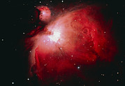 Orion Photos - Orion Nebula by Dr Juerg Alean