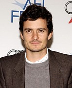 Orlando Bloom Photos - Orlando Bloom At Arrivals For Afi Fest by Everett