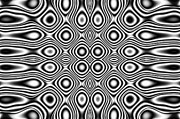 Op Art Digital Art Posters - Ornament Poster by Michal Boubin