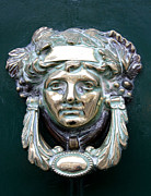 Ornate Art - Ornate Door Knocker by Tony Grider