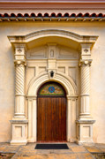 Entrance Door Posters - Ornate Entrance Poster by Christopher Holmes