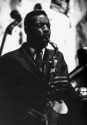 Saxophone Photos - Ornette Coleman (1930- ) by Granger