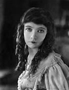 Griffith Prints - Orphans Of The Storm, Lillian Gish, 1921 Print by Everett