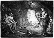 Styx Prints - Orpheus In The Underworld Print by Granger