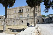 Orthodox Photo Originals - Orthodox Convent in Hebron by Munir Alawi