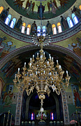 Orthodox Photo Originals - Orthodox Metroplitan Cathedral. by Terence Davis