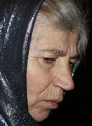 Orthodox Photo Originals - Orthodox Woman from Russia by Munir Alawi