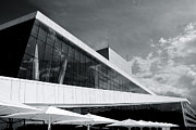 Oslo Metal Prints - Oslo Opera Norway 52 Metal Print by Per Lidvall
