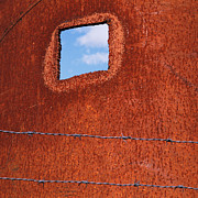 Port Holes Prints - Other side of freedom Print by Lars Hallstrom