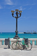 Road Travel Posters - Otranto - Apulia Poster by Joana Kruse