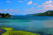 Cooperstown Posters - Otsego Lake Poster by Bob Whitt