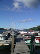Cooperstown Photos - Otsego Lake by Rich Bodane