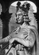 Statue Portrait Art - Otto I (912-973) by Granger