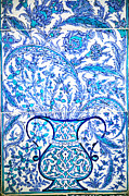 Jan McGready - Ottoman Iznik tile design