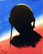 Korean War Paintings - Our G.I. by Alys Caviness-Gober