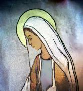 Mother Mary Digital Art - Our Lady Madonna by Jill Taylor