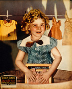 1935 Movies Photos - Our Little Girl, Shirley Temple, 1935 by Everett