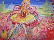 Liverpool Originals - Our Mary Scouse Fairy by Judith Desrosiers