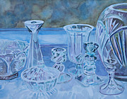 Crystal Art - Out For Spring Cleaning by Jenny Armitage