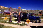 Bodie Photos - Out of Gas by Paul W Faust -  Impressions of Light