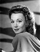 1947 Movies Photos - Out Of The Blue, Carole Landis, 1947 by Everett