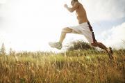 Outdoor Jogging IIi Print by Brandon Tabiolo - Printscapes