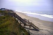 Outer Banks Photos - Outer Banks by Patrick  Flynn