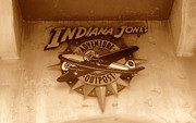 Indiana Photography Posters - Outpost for adventure Poster by David Lee Thompson