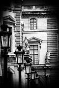 France Photo Originals - Outside the Louvre by Cabral Stock