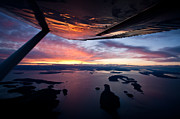 Cessna Photos - Over the San Juans by Mike Reid