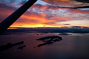 Cessna Photos - Over the San Juans2 by Mike Reid