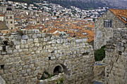 Dubrovnik Photos - Over the Top by Madeline Ellis