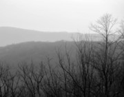 Contemporary Art Print Photos - Overlook by Gerlinde Keating - Keating Associates Inc