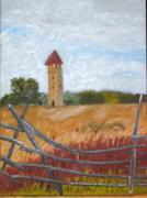 Rebecca Jackson - Overlook tower at...