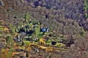 Wissahickon Photos - Overlooking Cresheim Valley by Duncan Pearson