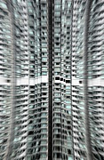 Hong Kong Art - Overpopulation 2 by Valentino Visentini