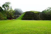 Civilizations Originals - Overview of Xunantunich by Kathy McClure