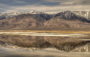 Owens River Art - Owens Lake 2 by Dawn Reamey