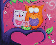 Jennifer Alvarez - Owl Family
