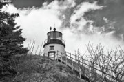 Ocean Art Photos Originals - Owls Head 4671a by Guy Whiteley