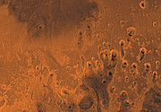 Astrogeology Photos - Oxia Palus Region Of Mars by Stocktrek Images