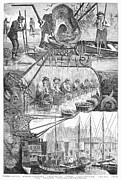 Oyster Art - Oyster Season, 1882 by Granger